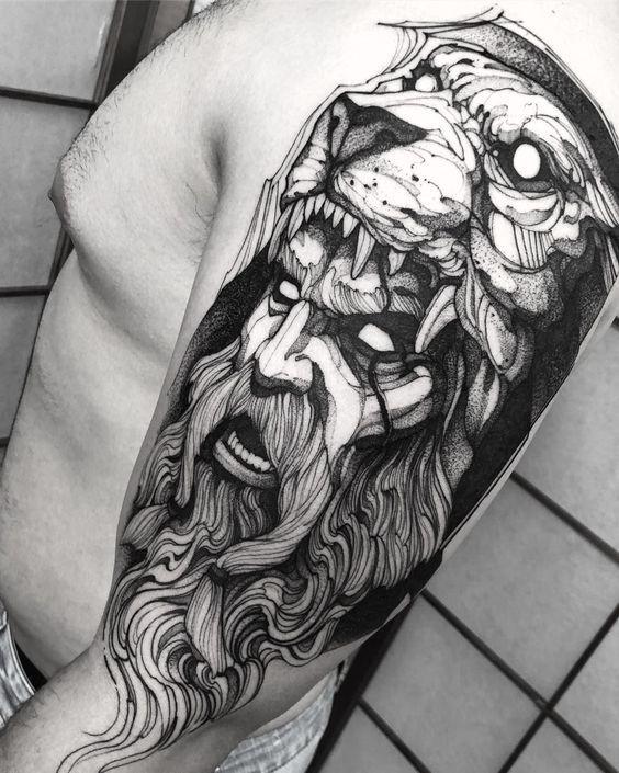 Best Shoulder Tattoos For Men and Women - Shoulder Tattoo Ideas