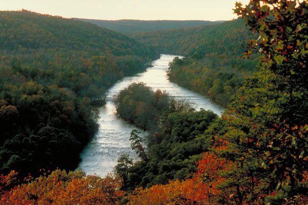 New Dangers Face The Flint Flint River River Thomaston Georgia