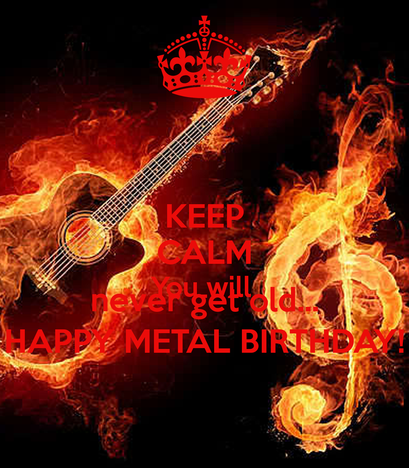 Pin By Summer Moon On Happy Birthday Pinterest Heavy Metal
