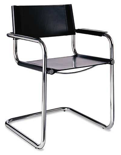 fauteuil b34 marcel breuer de la s rie en porte faux chaises pinterest marcel. Black Bedroom Furniture Sets. Home Design Ideas
