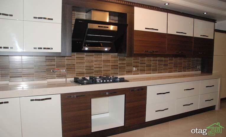 Best مدل کابینت آشپزخانه 180 طرح کابینت مدرن فوق العاده 400 x 300