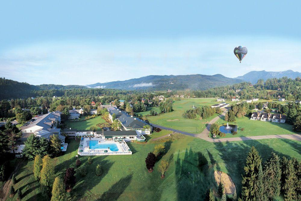 Memorable Hotel Getaways In New England