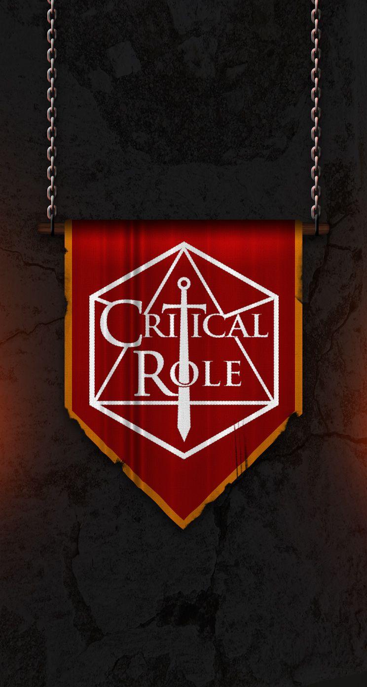 Critical Role Wallpapers by @VividVisions   Critical role ...