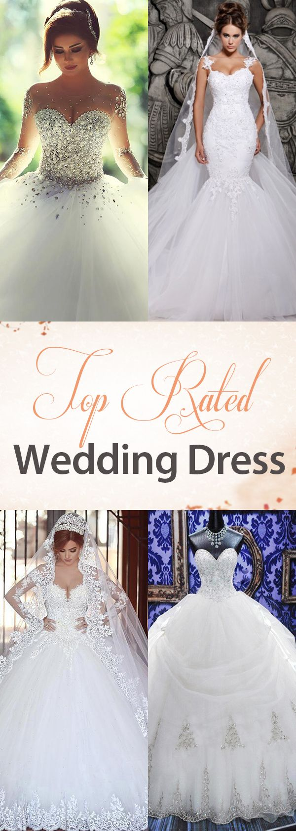 Top Rated Wedding Dresses In 2016 These Are Bride S Favorite Dress Style