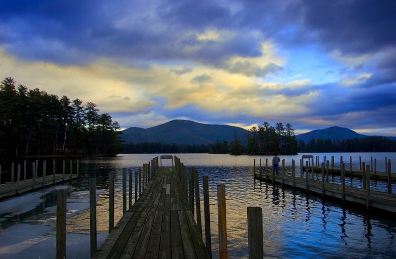 Lake George, New York ❤ This is Where we took our Honeymoon. Description from…