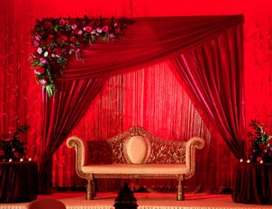 Pix For Wedding Stage Backdrop Ideas More
