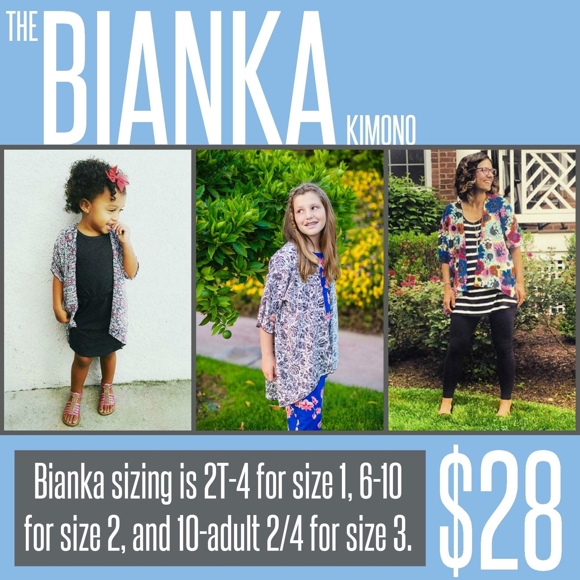 Bianka Kimono For Your Little Ones And Yourself I Carry Size 3 Which Fits Many S This Is The Perfect Accent Piece To Wardrobe