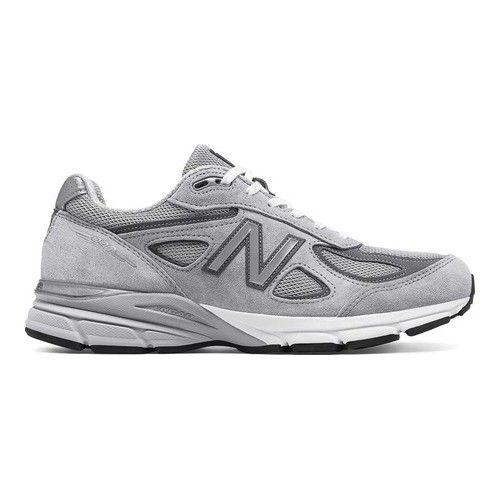 best service 82cc0 c1a77 Men's New Balance 990v4 Running Shoe - Grey/Castlerock ...