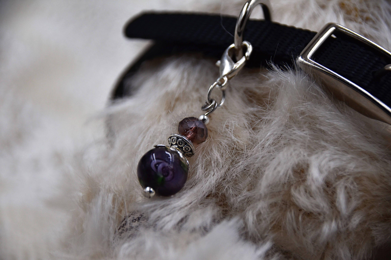 Pet Charm / Fur Baby Bling / Dog Cat Charm / Charm / Zipper Pull / Camera Charm / Cat Dog ID Charm / Pet Lovers Gift / Dog ID Charm / Cat ID
