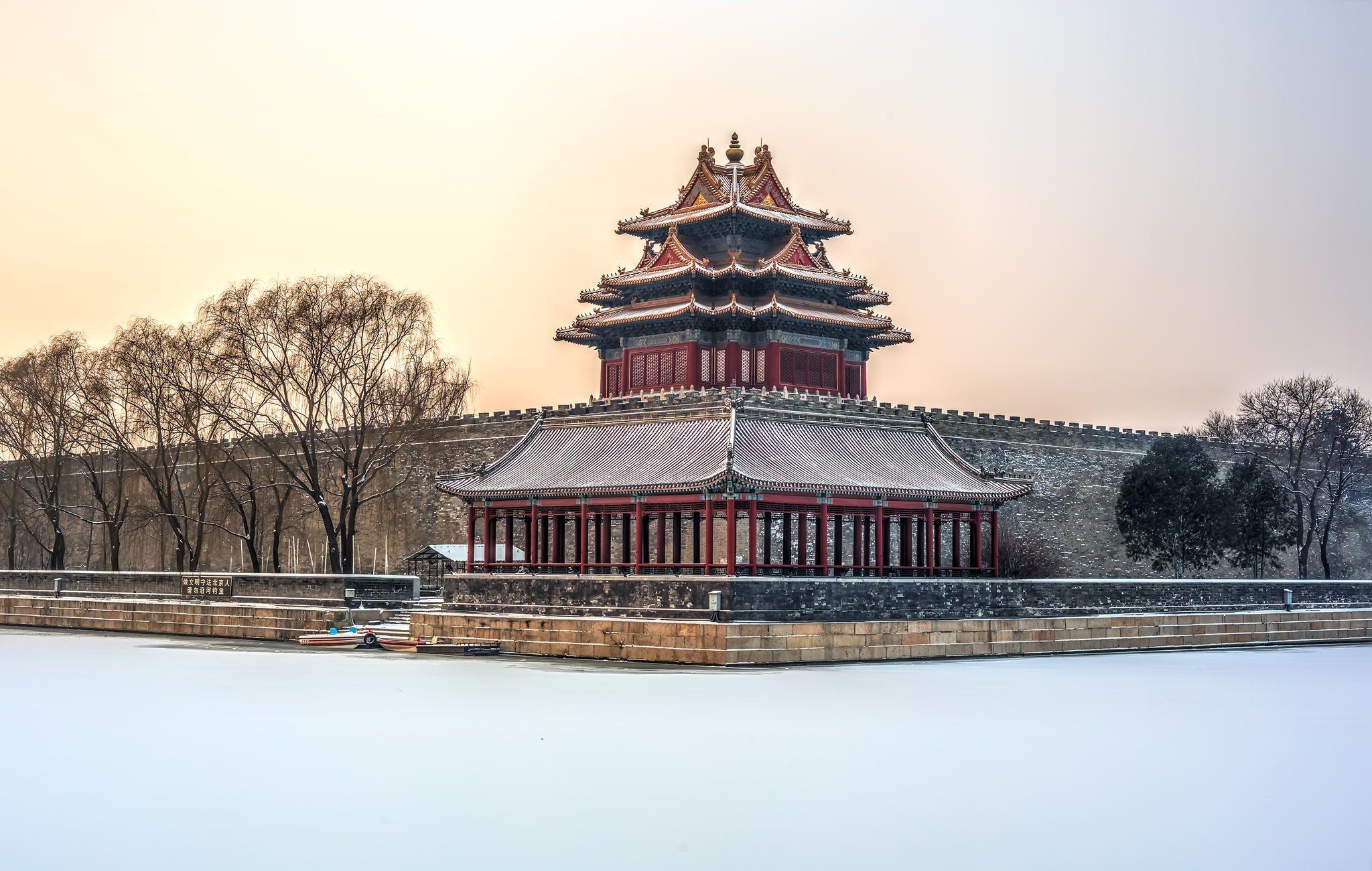 Guard Tower of Palace by Haiwei Hu on 500px