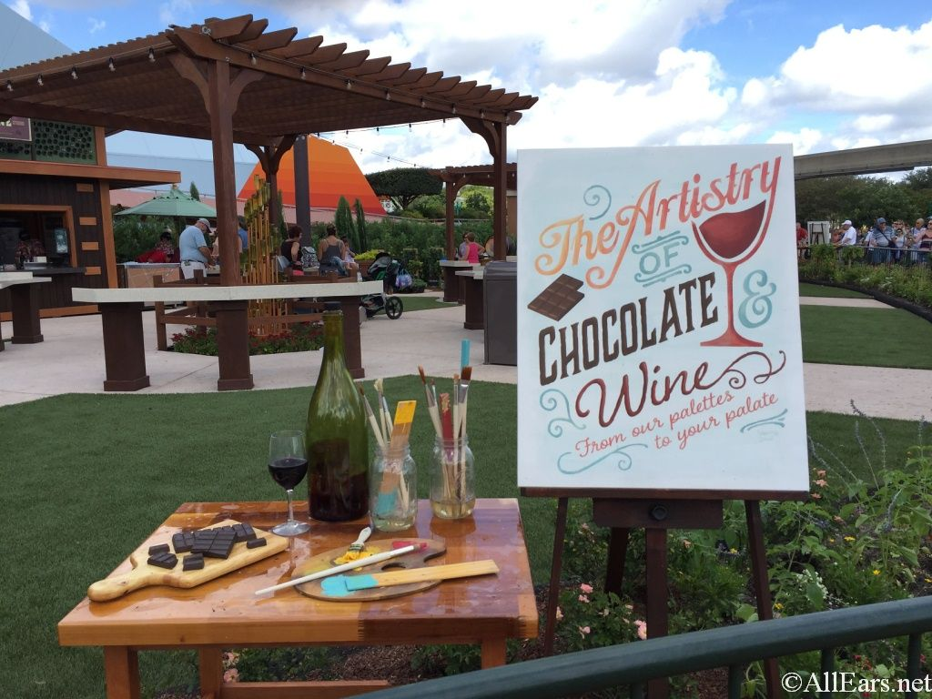 The Must-Do's at the Food and Wine Festival