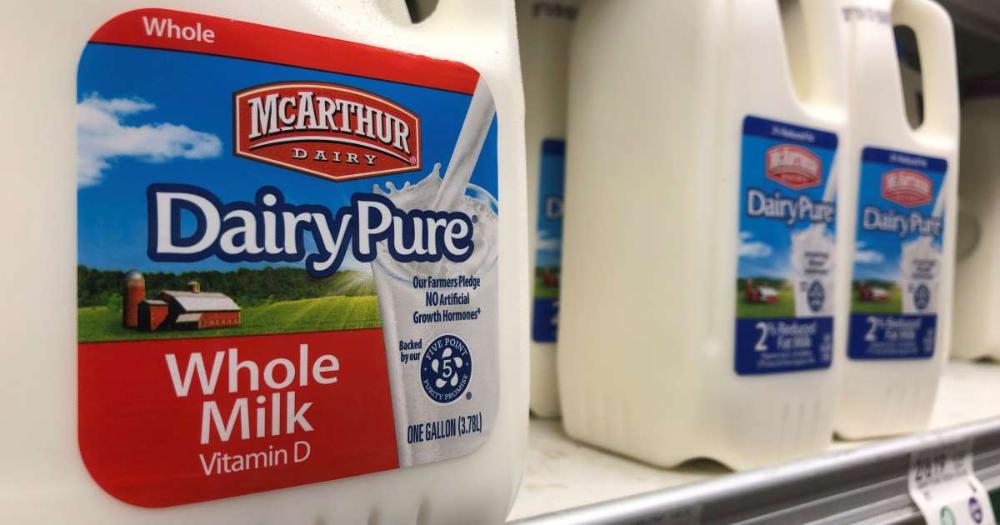 Dean Foods blamed a decadeslong drop in milk consumption