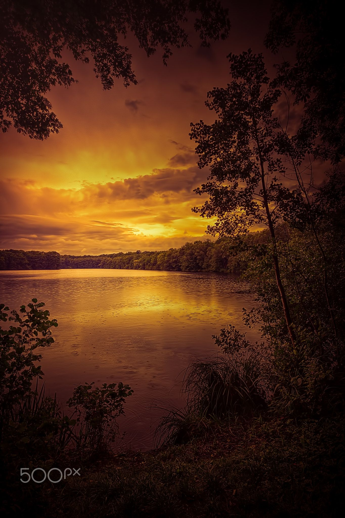 Rain And Sun Null Sunset Landscape Landscape Photography Beautiful Nature