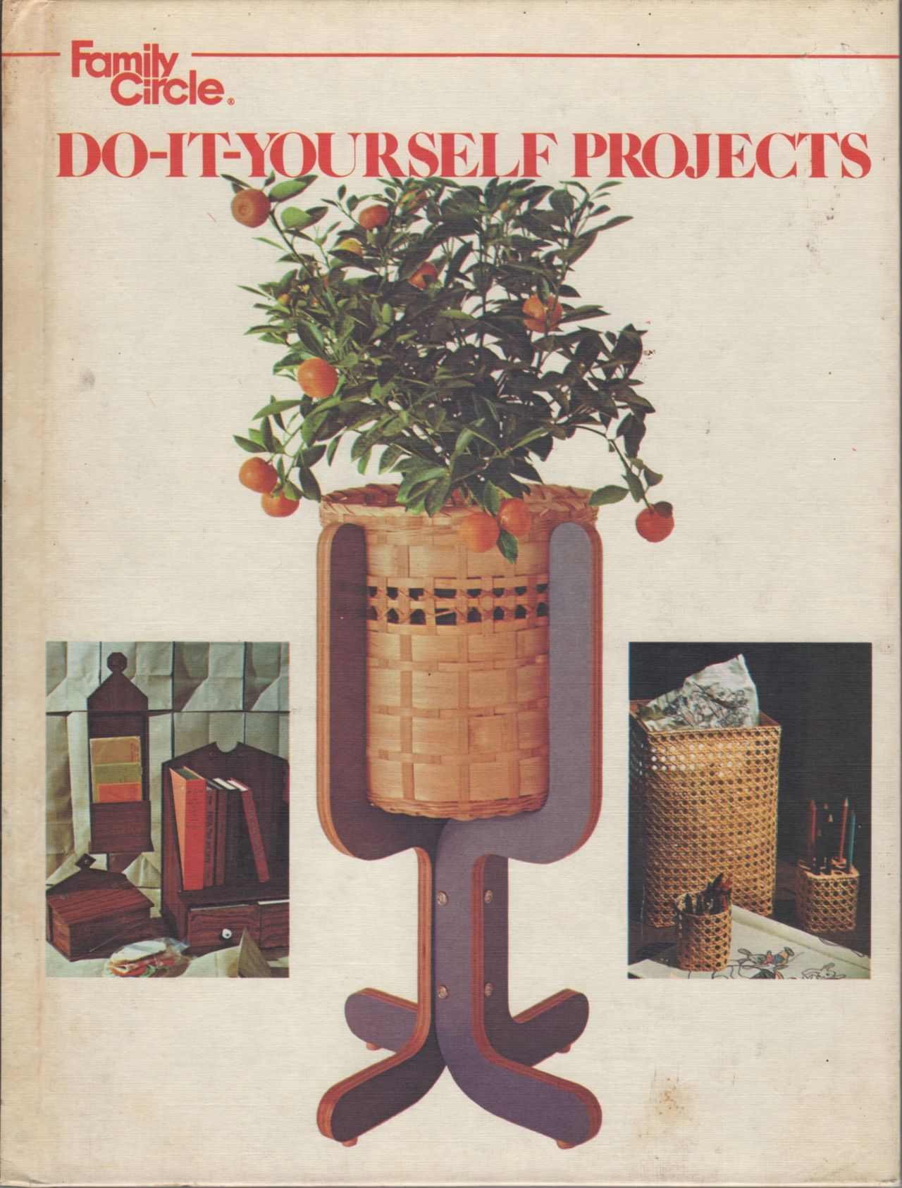 Do it yourself projects family circle arno press 1978 vintage find this pin and more on vintage diy furniture books solutioingenieria Images