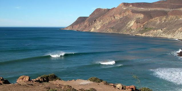 Salsipuedes | Paisajes, California, Baja california