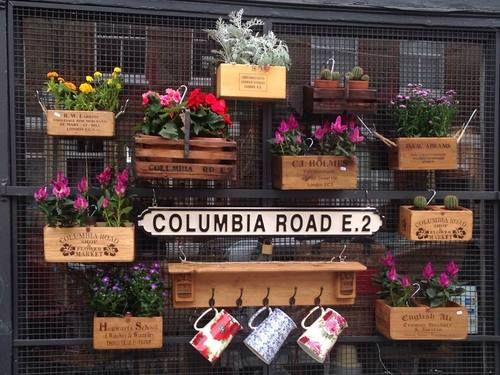 We interviewed the lovely Openhouse on Columbia Road!