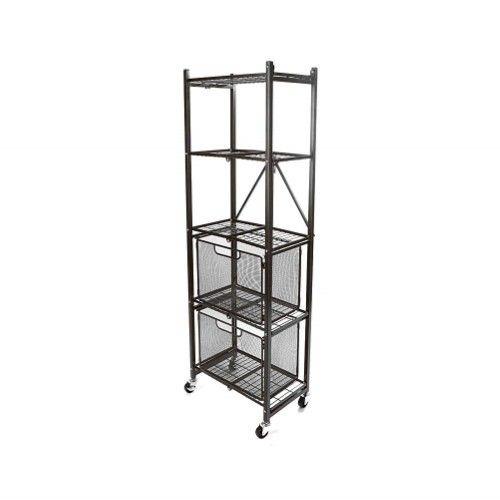Origami Large 3-Tier Steel Shoe Rack | Folding shoe rack, Shoe ... | 500x500