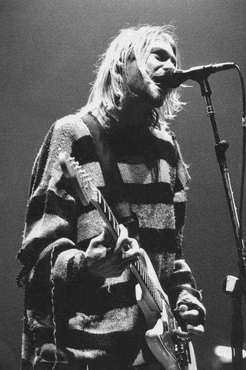 Kurt Cobain Tumblr Nirvana Nirvana Kurt Cobain Kurt Cobain