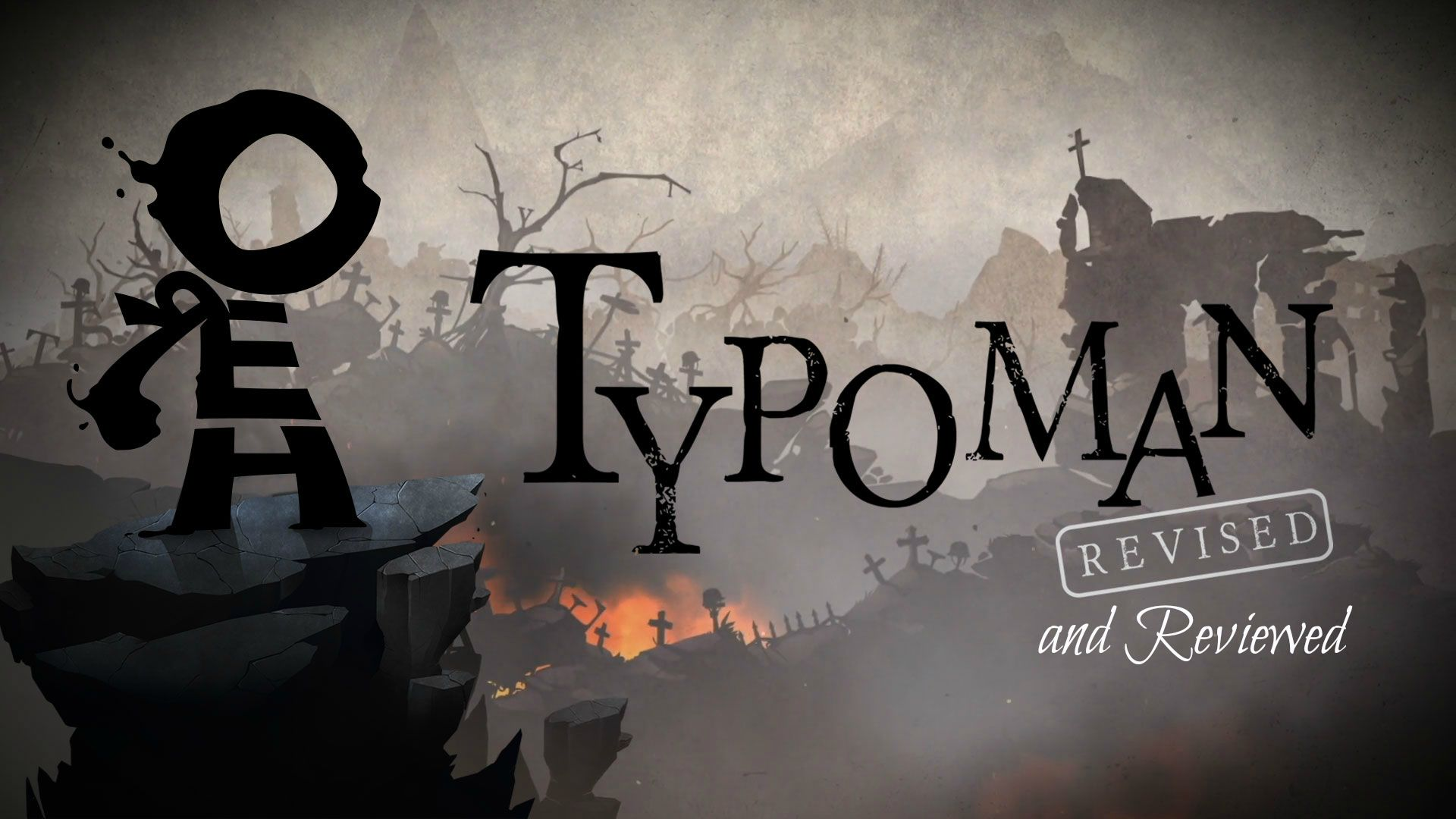 Typoman Revised Review (PS4)
