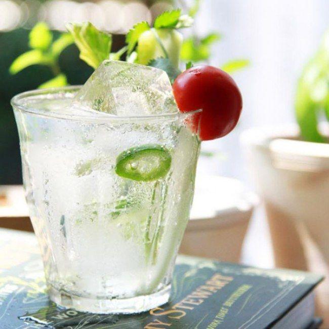 13 Creative Ways To Enjoy Gin During The Hot Summer Kochen Mach Dein Ding
