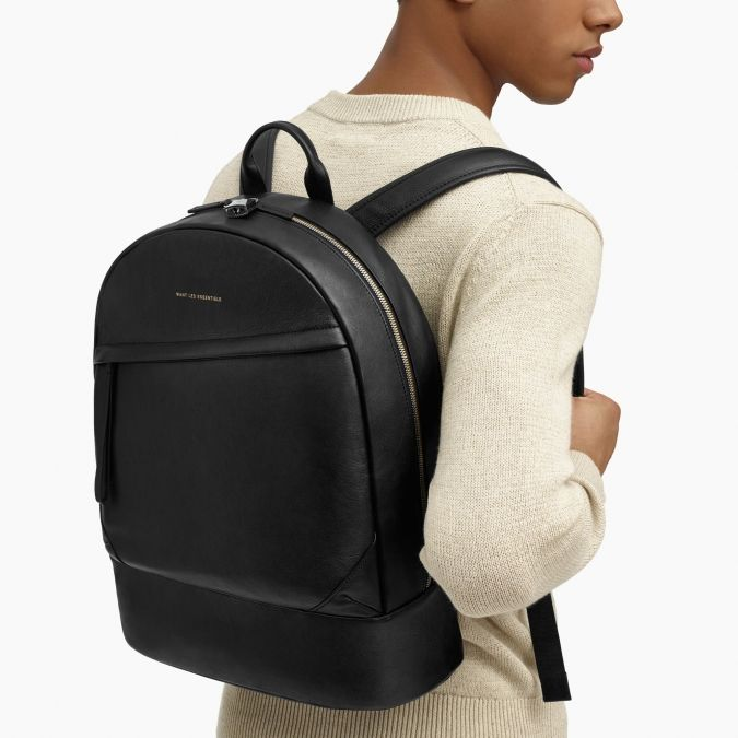 131a53110e Kastrup Leather Backpack - OS