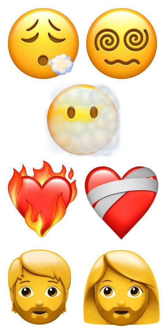 Apple Nos Trae Nuevos Emojis De Género Y Diversidad Para Ios 14 5 Y Más En 2021 Fotos De Emoji Emojis De Iphone Fondo De Pantalla Emoji