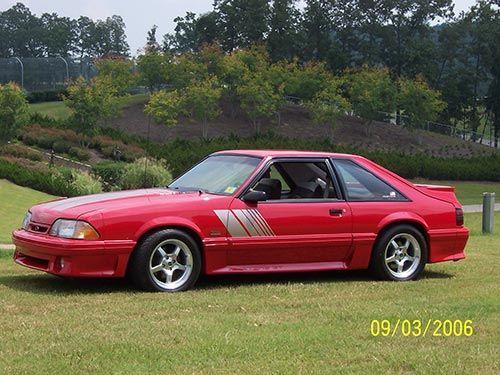 1991 Ford Mustang Gt Ford Mustang Mustang Ford Mustang Gt