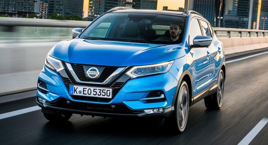 NextGeneration Nissan Qashqai To Get Two Hybrid
