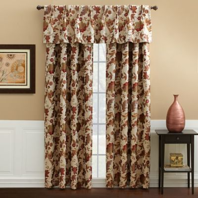 Croscill® Whitmore Window Panel - BedBathandBeyond.com