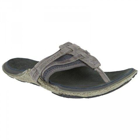 a517724bfbd Cushe Men s Manuka Wrap Thong Sandals - Old Khaki