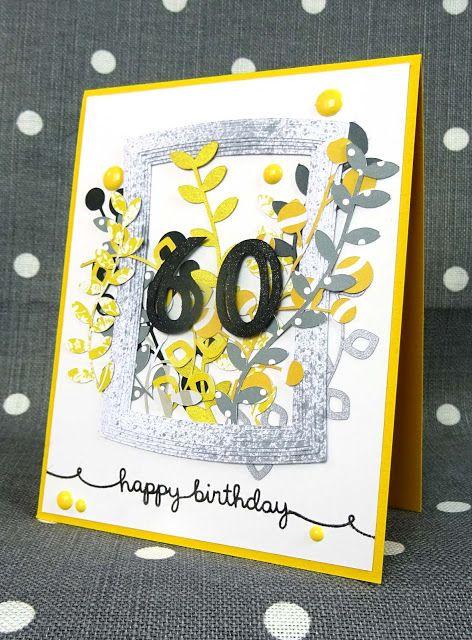 Carte Anniversaire 60 Ans Femme