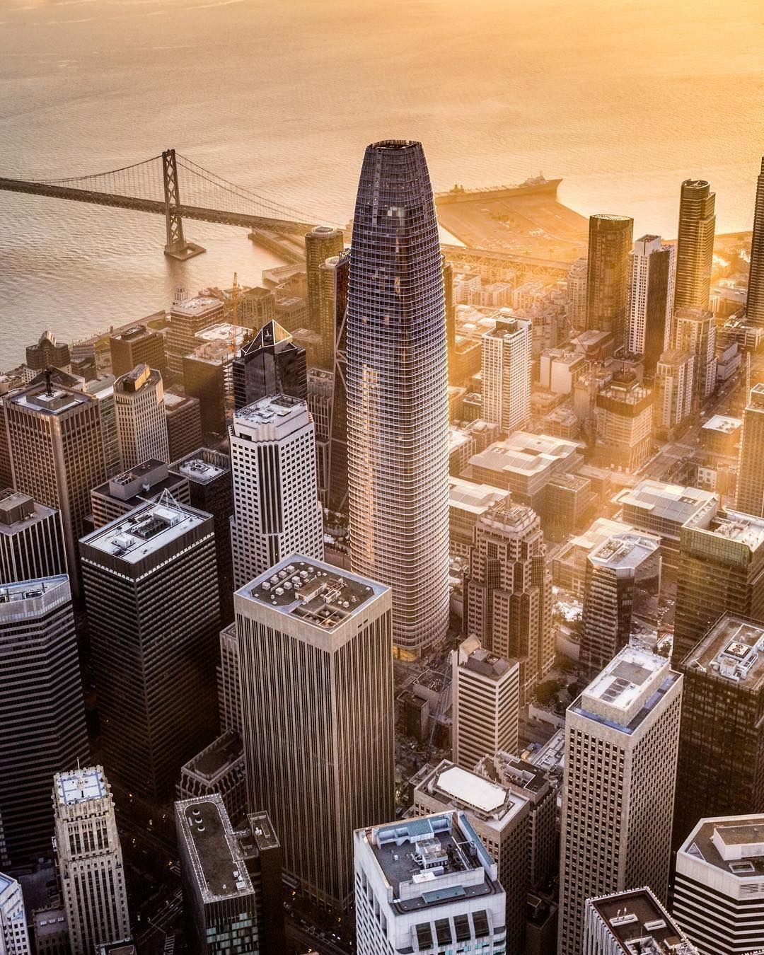Downtown S Foreman Clark Building To Become 124: San Francisco's Tallest Skyscraper, Designed By Pelli