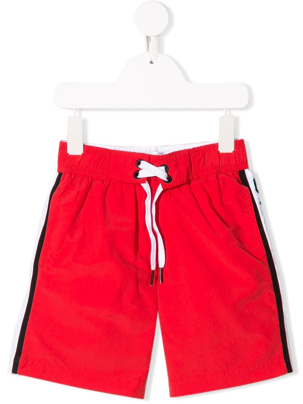 FASUWAVE Mens Swim Trunks Fish Color Quick Dry Beach Board Shorts with Mesh Lining