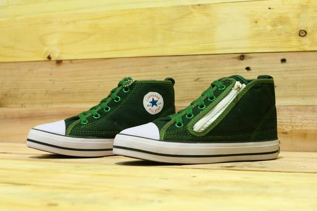 Buy 2 Get Free Topi Sport Nike Atau Adidas Sepatu Converse Anak