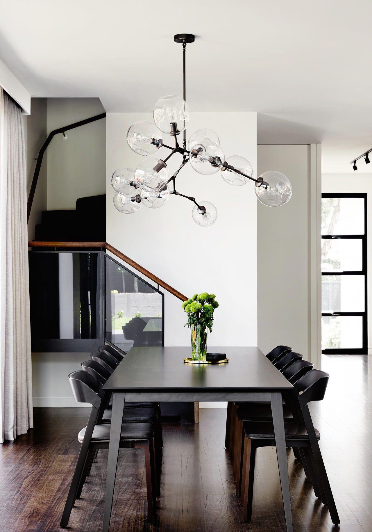 contemporary monochromatic home in melbourne by sisalla interior design milk also rh pinterest