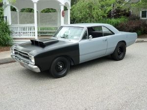 1969 Dodge Dart Super Stock With Images Plymouth Muscle Cars