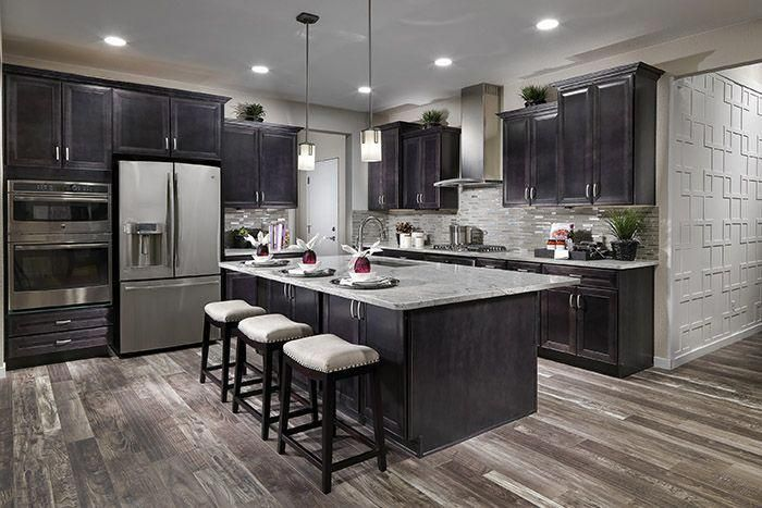 Best A Chic And Neutral Kitchen From Shea Homes Colorado At One 400 x 300