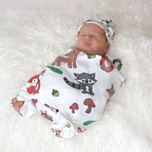 >> Click to Buy << 2017 New Lovely Soft Muslin Newborn Baby Boys Girls Cartoon Print Swaddling Blanket Infant Cotton Swaddle Towel #Affiliate