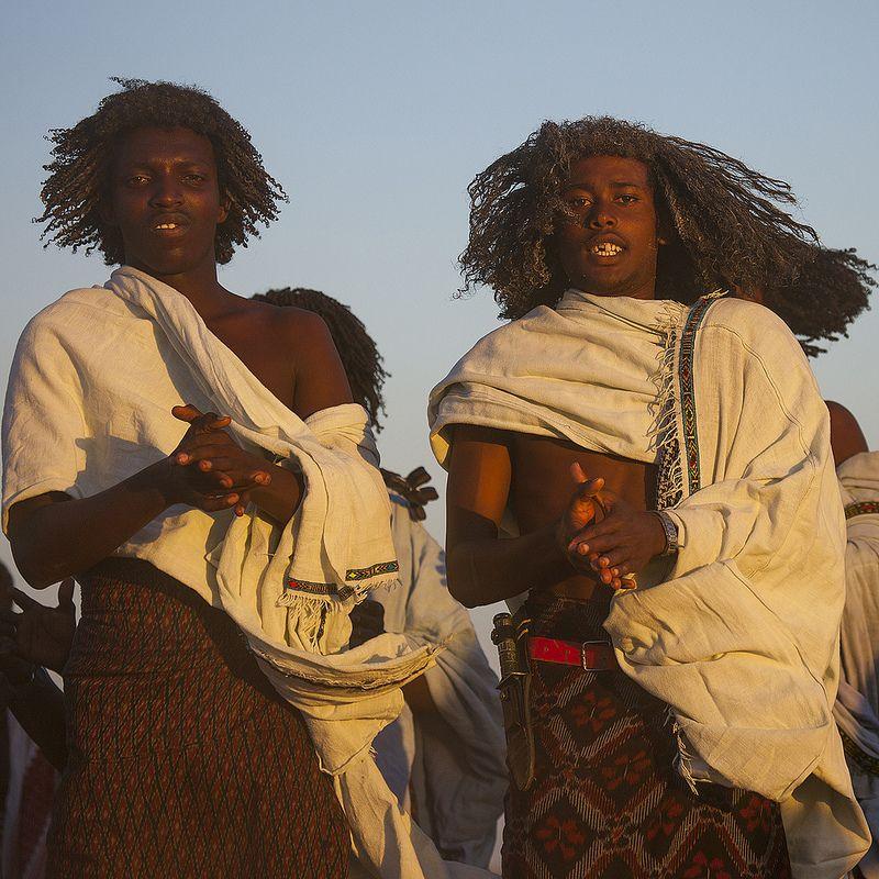 busty athiopischen frauen
