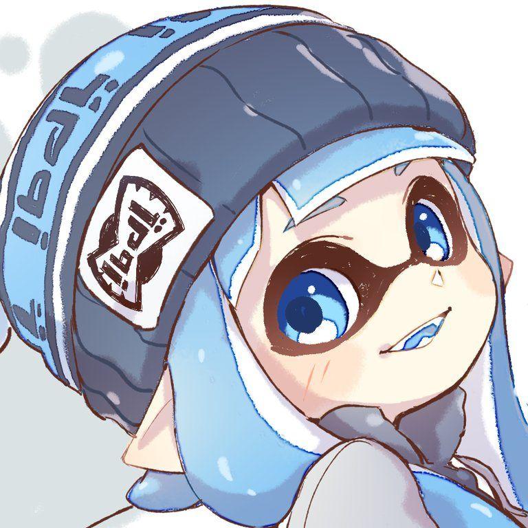 Tweet Di せん Sen Squid Twitter Con Contenuti Splatoon 2 Art Splatoon Nintendo Splatoon