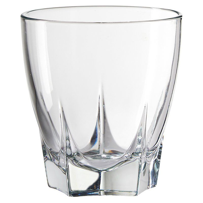 Global Amici Bartenders Choice Camelot Double Old Fashioned Glass - Set of 4 - 7AB097R