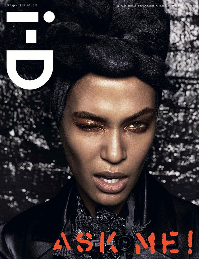 Joan Smalls for iD