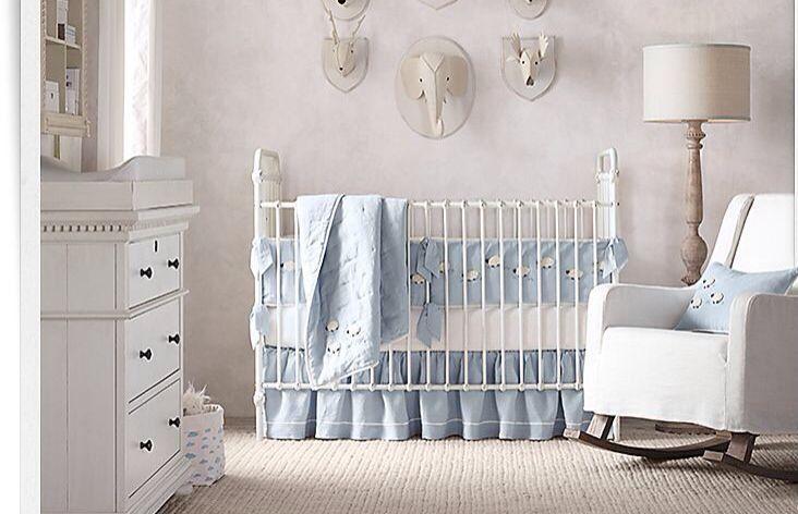 25 Baby Nursery Ideas For 2018