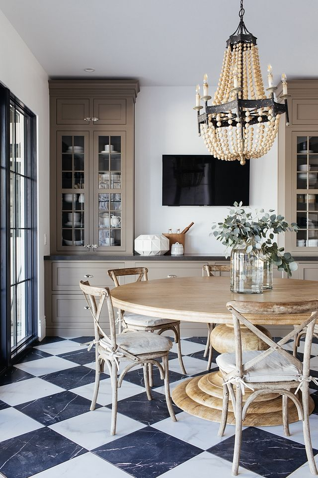 black and white checkered marble flooring home decor on floor and decor id=18237