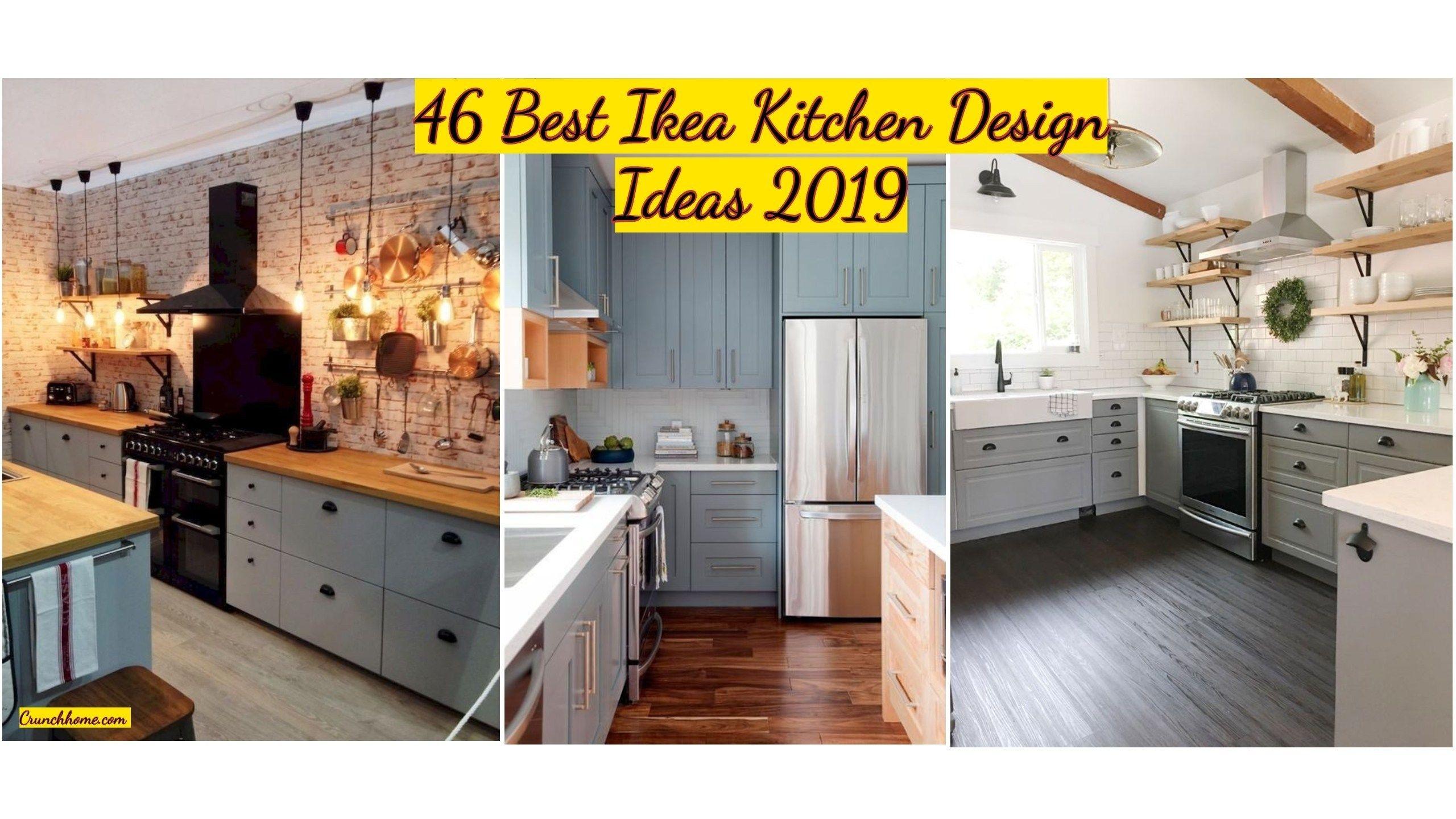 46 Best Ikea Kitchen Design Ideas 2019 Online Kitchen Design