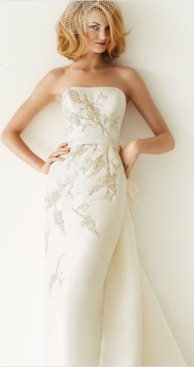 DOWN THE AISLE: Melissa Sweet new collection at David's Bridal