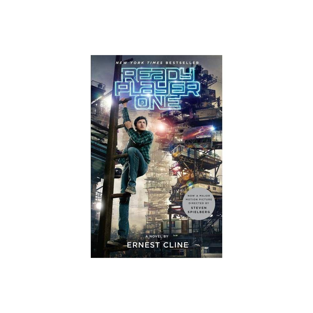 Ready Player One By Ernest Cline Paperback Products In 2019 Ready Player One Player One Novels