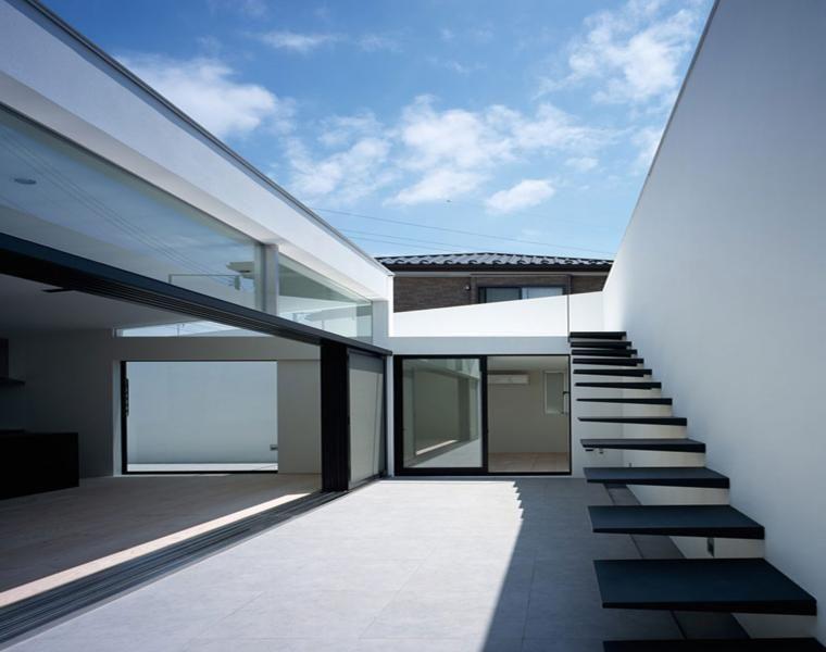 Minimalistische Häuser - 24 Entwürfe von Architektur und ...