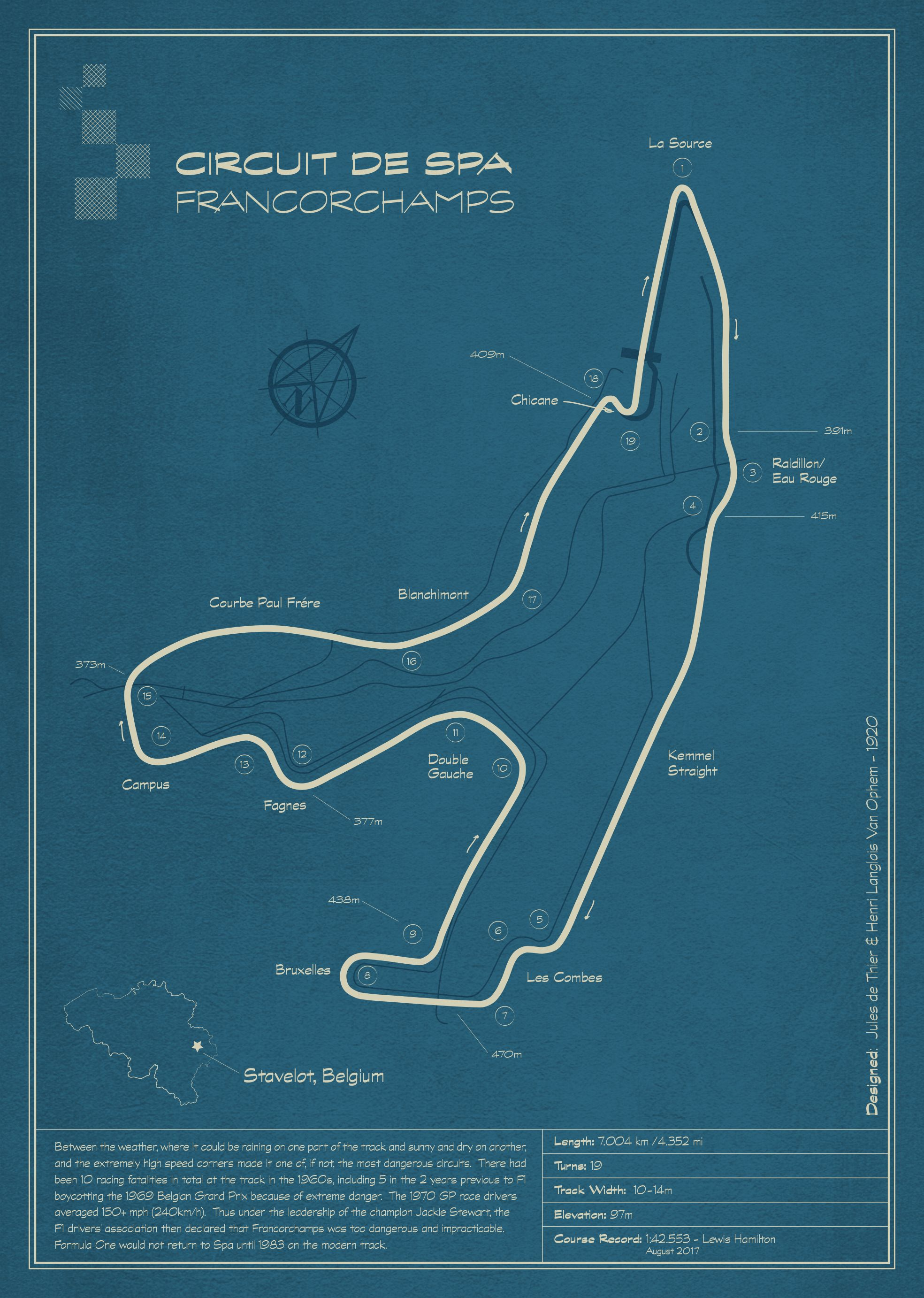 Pin On Racing Circuit Maps