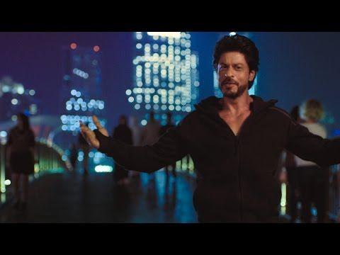Shah Rukh Khan's personal invitation to Dubai - #BeMyGuest ...